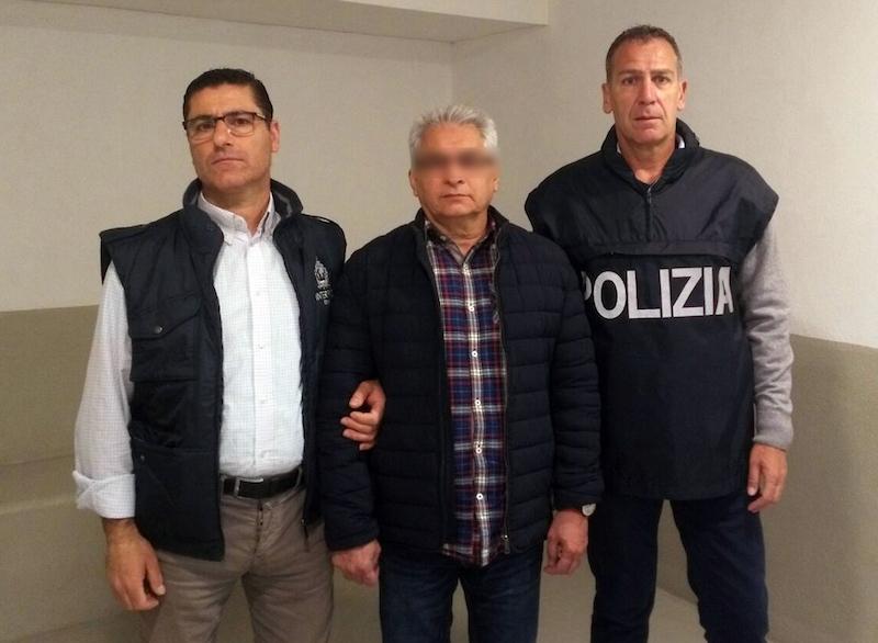 NOTIMEX/FOTO/POLICIA DE ESTADO ITALIANA/COR/CLJ/