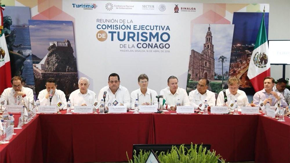 Ningún paseante corre riesgo, dicen gobernadores durante Tianguis Turístico