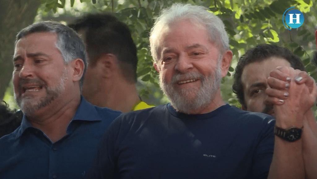 Lula decide entregarse a las autoridades