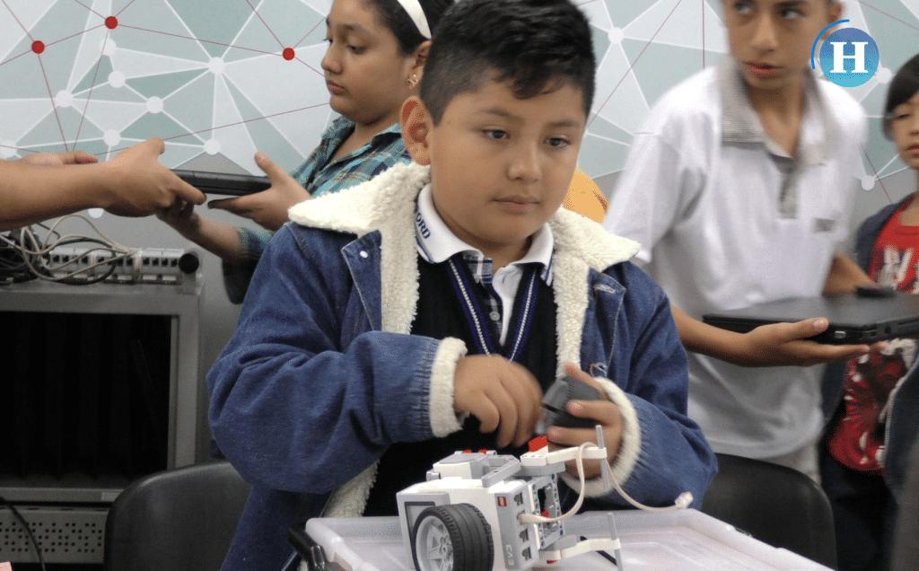 Talleres de robótica para la inclusión digital