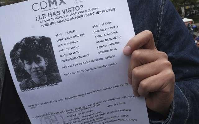 CIDH emite medidas cautelares a favor del estudiante Marco Antonio Sánchez