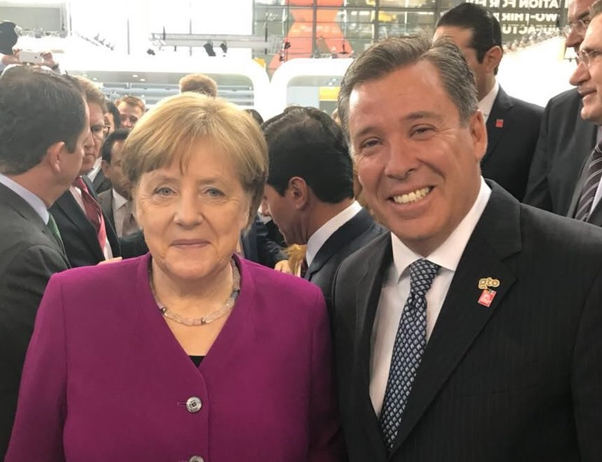 Atraen a alemanes cuatro estados del Bajío
