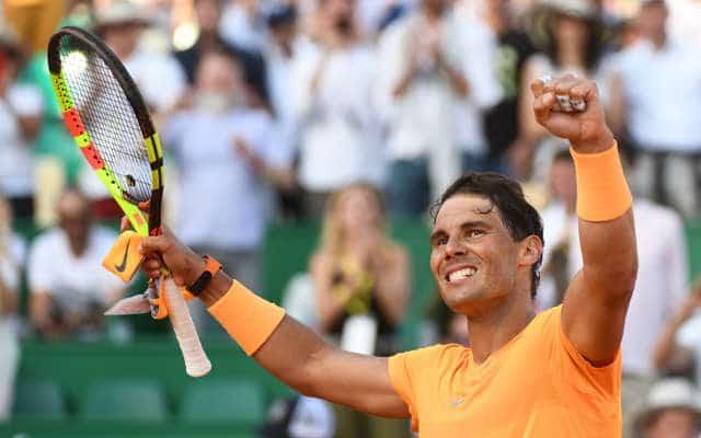 Foto: Rafael Nadal/ AFP