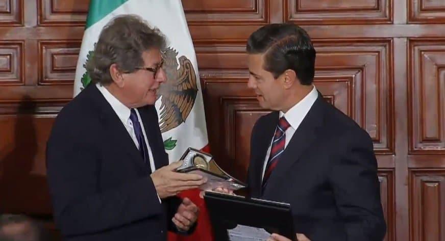 Anaya arremete en Tamaulipas contra la reforma educativa