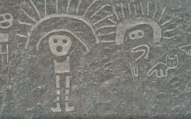 Arqueólogos descubren 50 nuevos geoglifos en desierto de Palpa — Nasca