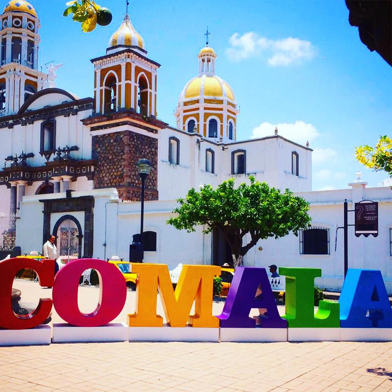 Pueblo Mágico de Comala registró balacera entre marinos y civiles