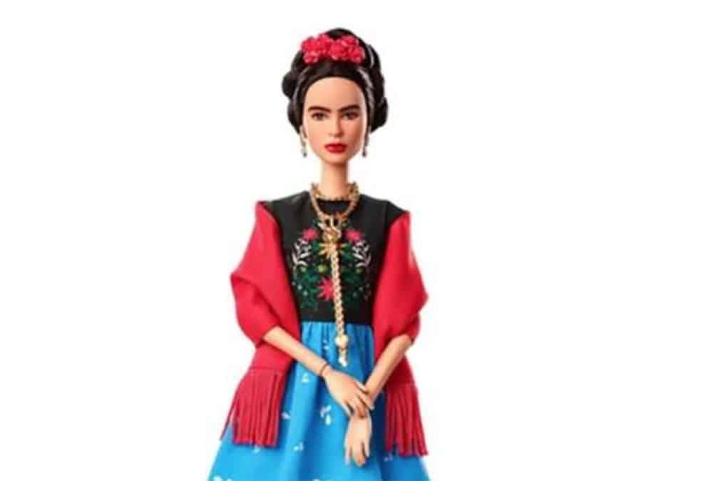 Ordenan frenar venta de barbie Frida Kahlo