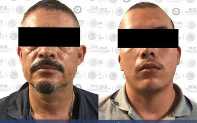 Capturan a dos operadores de El Mencho en Jalisco