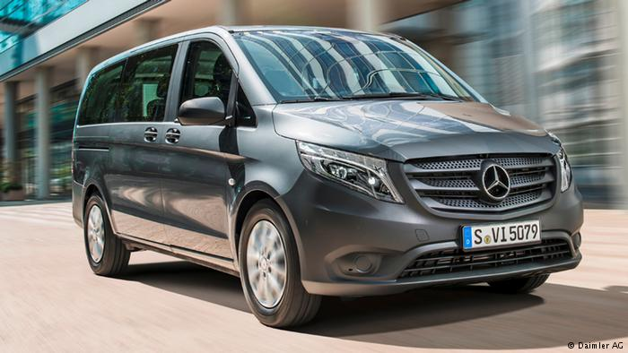 FOTO: Mercedes-Benz Vito