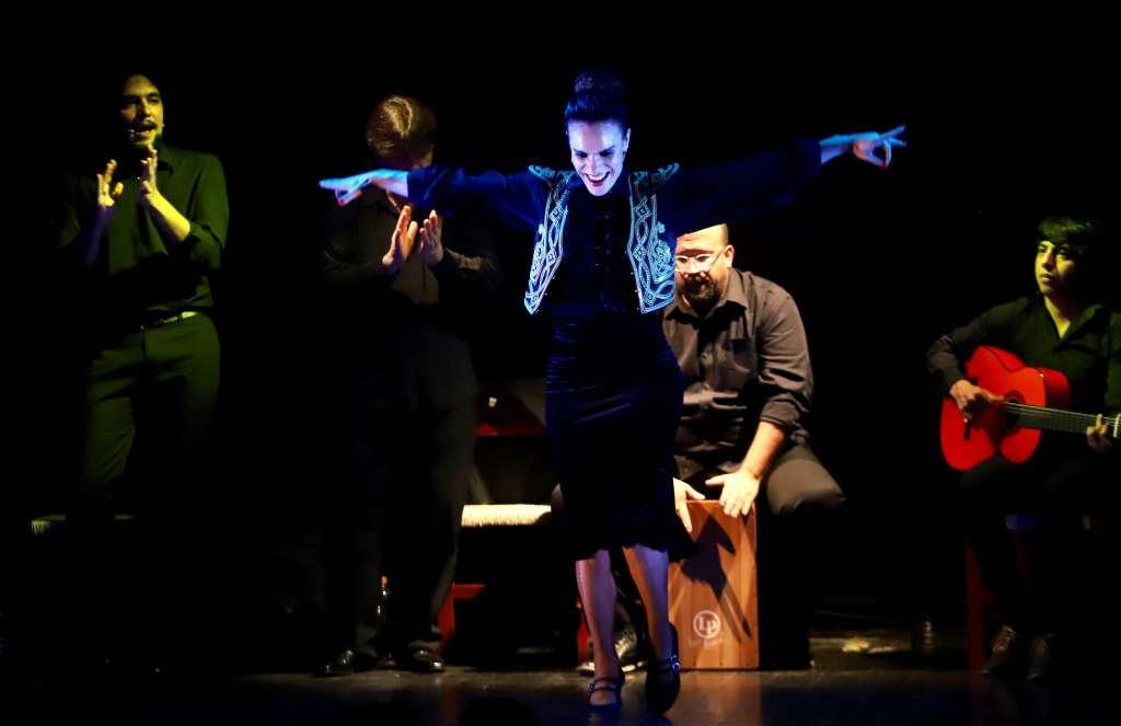 Flamenco con amor a México