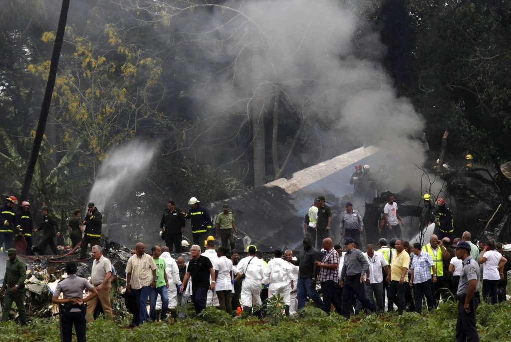 SCT realizarán nueva auditoría a empresa de avión caído en Cuba