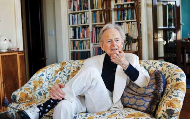 Murió Tom Wolfe, el padre del nuevo periodismo