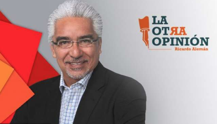 Ricardo Alemán regresa a Canal Once