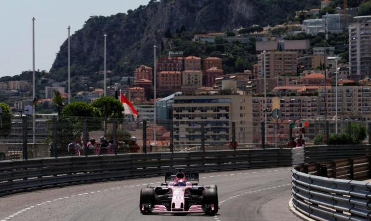 Checo Pérez busca seguir en la zona de puntos para GP en Mónaco