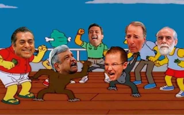 Los memes que ganaron la atención durante el segundo debate