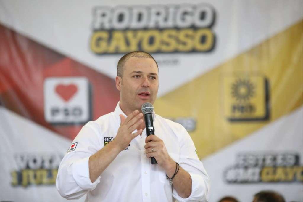FOTO: Prensa Rodrigo Gayosso
