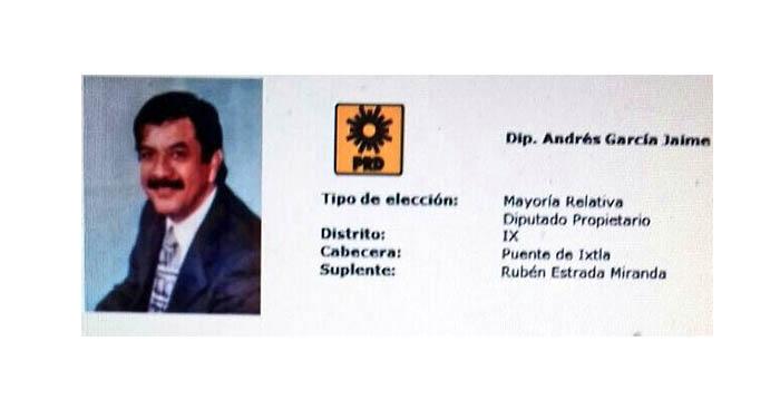 Asesinan a ex alcalde de Amacuzac dentro de su negocio