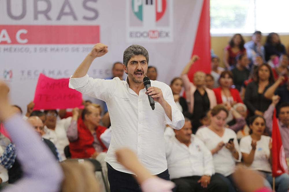 Hagamos que Meade sea el próximo Presidente, pide Nemer en Tecámac