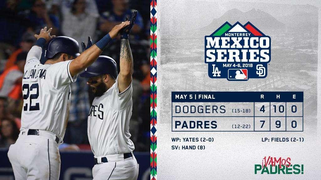 FOTO: @Padres