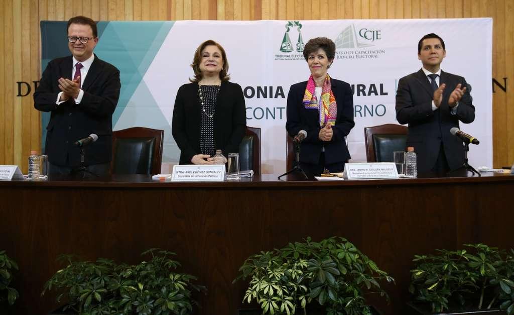 Combate a la corrupción da certeza y solidez a la democracia: Otálora Malassis