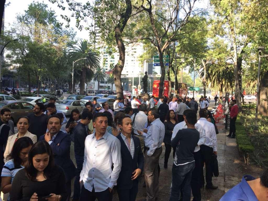Sin daños en CDMX tras sismo, reporta gobierno capitalino
