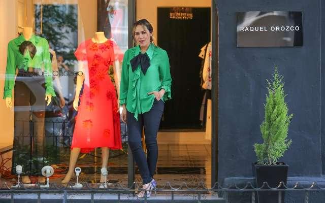 Mira quién habla con:  Raquel Orozco, moda que conquista
