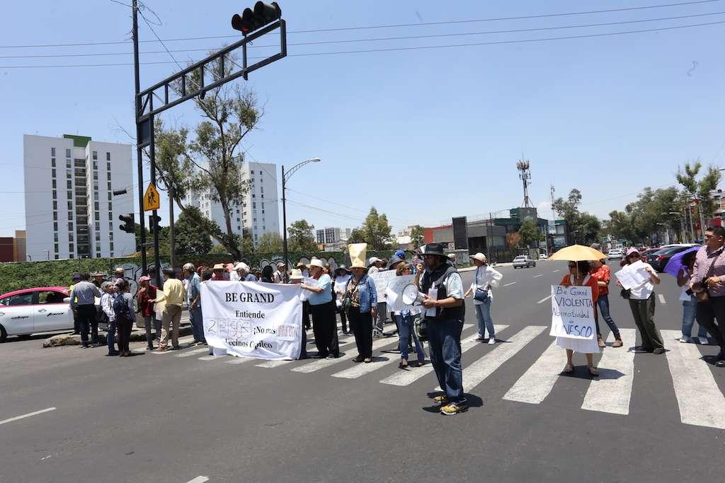 FOTOS:  BERNARDO CORONEL / HERALDO DE MÉXICO