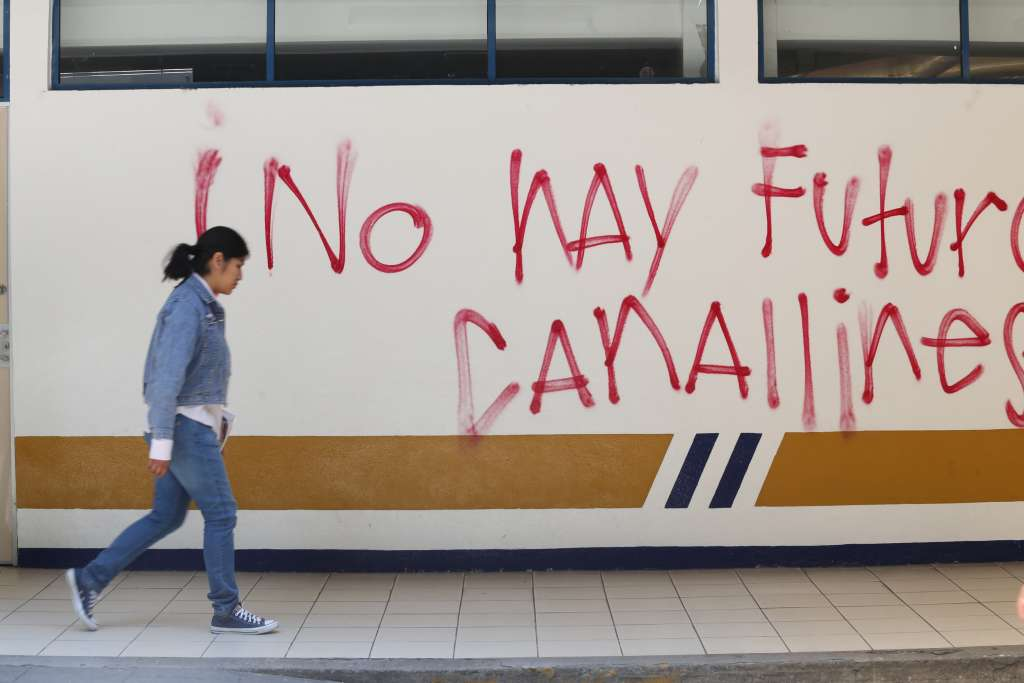 FOTO: BERNARDO CORONEL / EL HERALDO DE MÉXICO