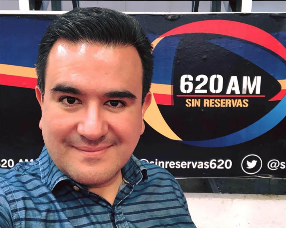 CNDH condena asesinato de periodista Juan Carlos Huerta