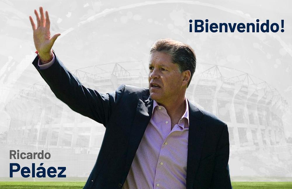 Cruz Azul oficializa llegada de Peláez