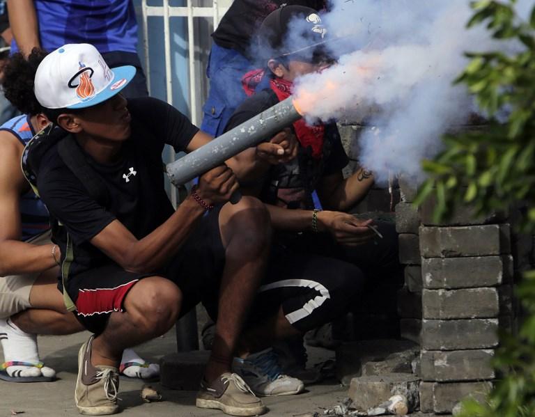 FOTO AFP  / INTI OCON