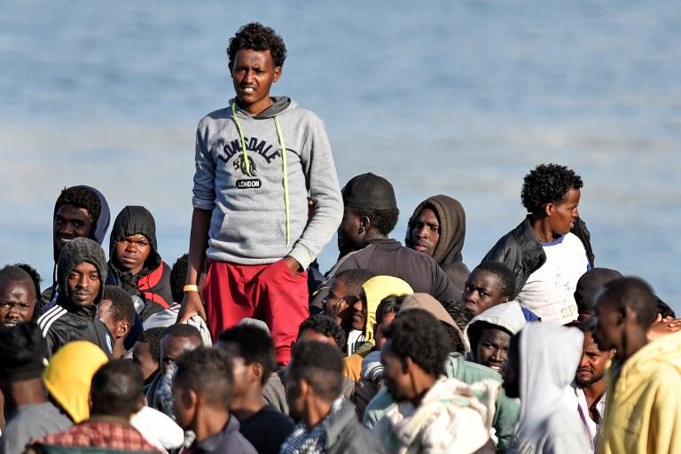 FOTO: AFP GIOVANNI ISOLINO