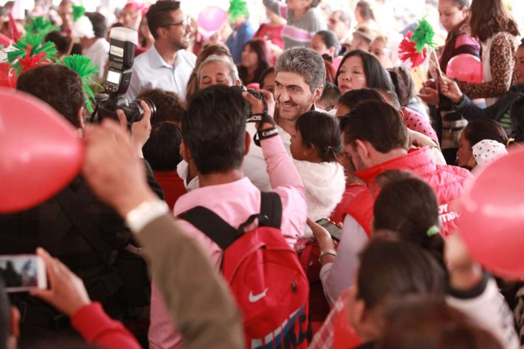La razón se impondrá y Meade será Presidente: Nemer Álvarez