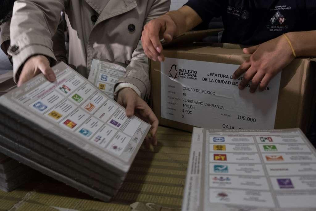 INE llama a votar con claridad
