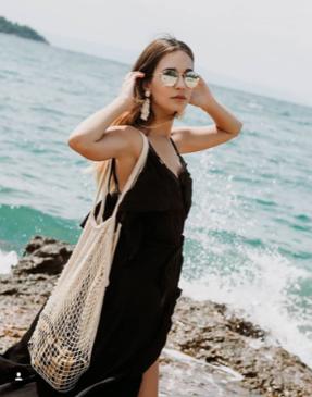 Bolsa de red: El must del verano