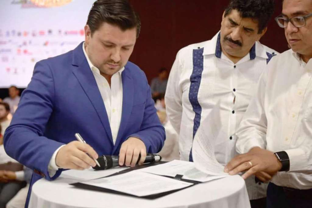 TEPJF valida candidatura del PVEM a gubernatura de Chiapas