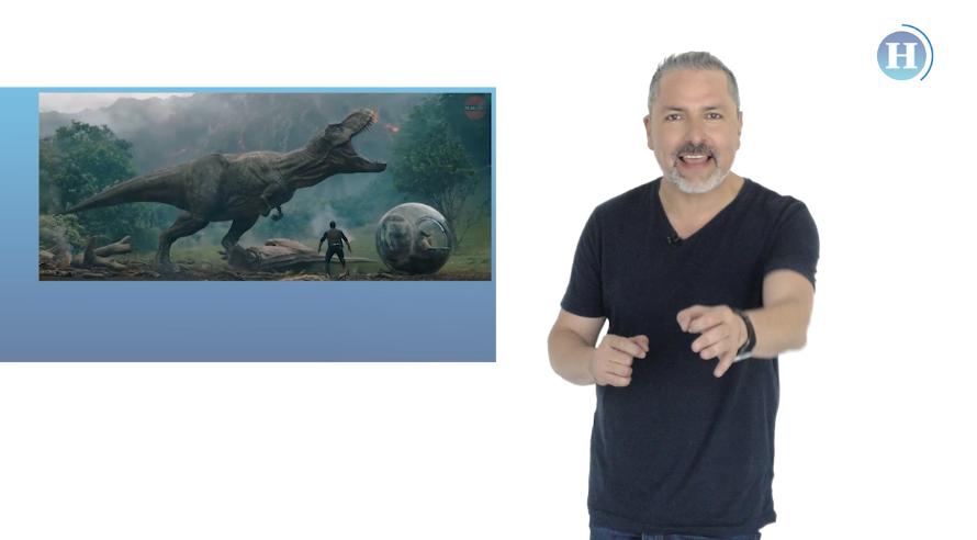 En el cine – Jurassic World: El reino caído