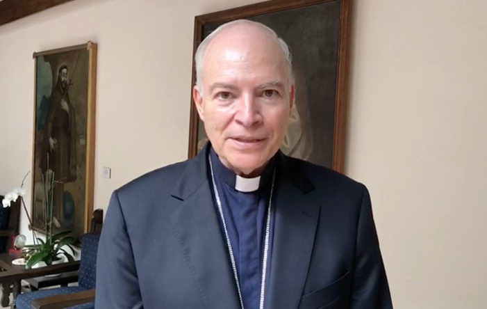 VIDEO: Arquidiócesis llama a feligreses a votar de forma razonable