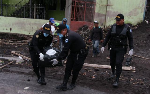 FOTO: @PNCdeGuatemala