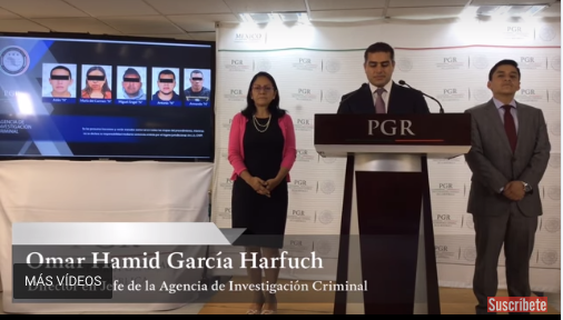PGR desarticula cinco bandas de secuestradores