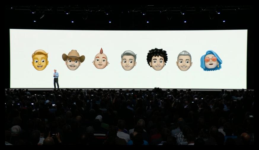 Apple lanza los memojis; cada usuario podrá crear el suyo