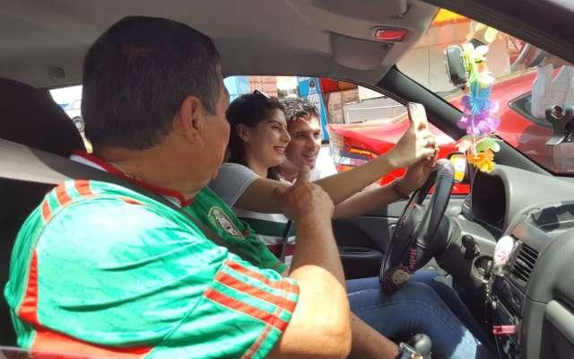 Como alcalde, Enrique Geyne también recorrerá las calles de Atizapán