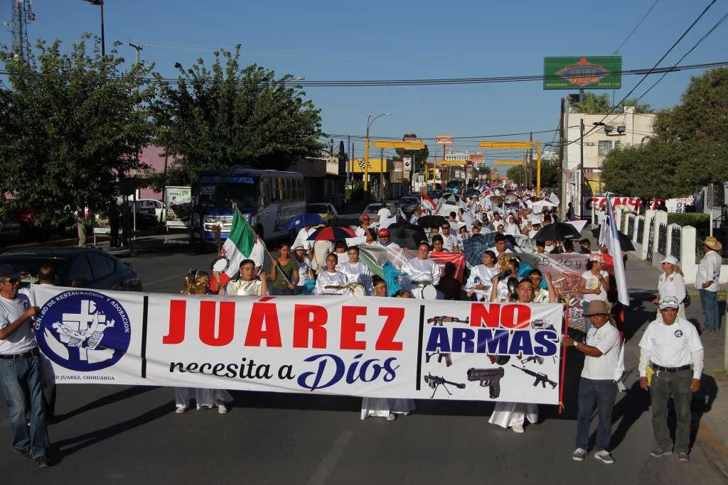 Niño muere por bala perdida durante fin de semana violento en Cd. Juárez