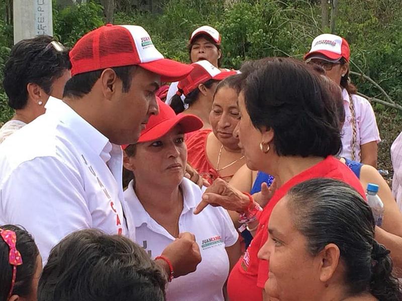 Disparan contra candidata a regidora del PRI en Isla Mujeres