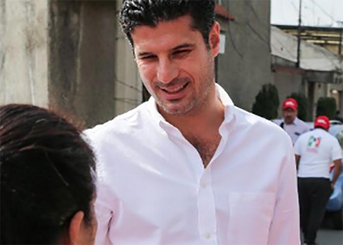 Enrique Geyne asegura que indudablemente ganará la elección en Atizapán