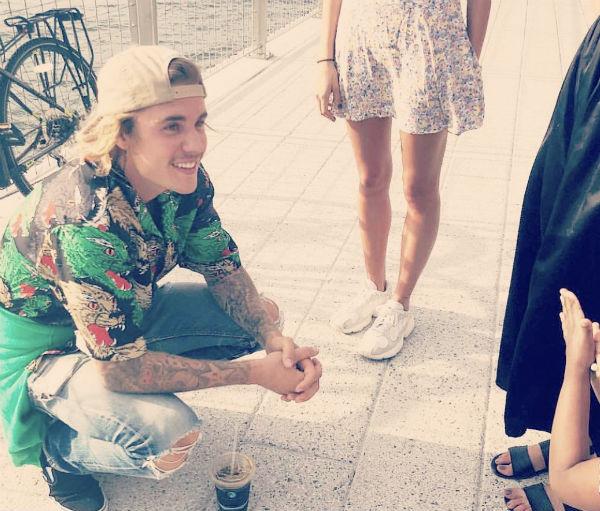 Foto: Instagram Justin Bieber