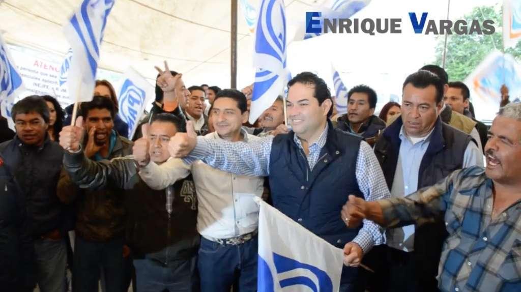 Enrique Vargas regresará a gobernar Hixquilucan el 5 de julio