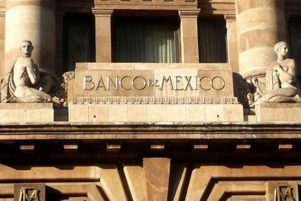 Consideran que al Banco de México le preocupa el bajo crecimiento y las presiones inflacionarias. Foto: Cuartoscuro