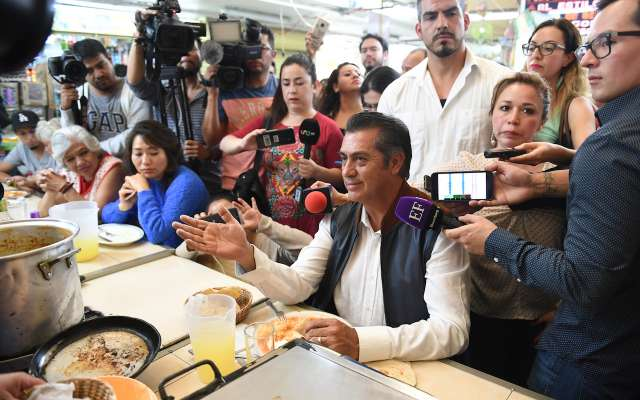 FOTO: Pablo Salazar Solís  / Heraldo de México