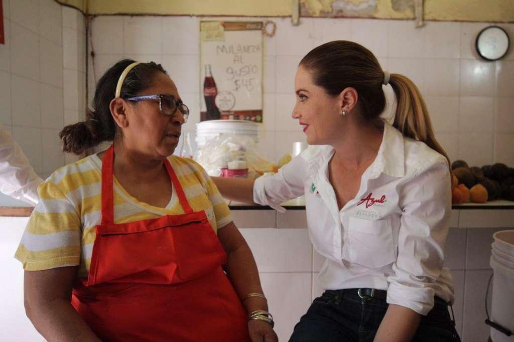 Azul Etcheverry expone propuestas para impulsar Guanajuato